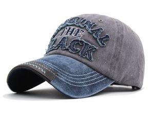 Gorras de béisbol unisex sombreros para mujeres Snapback Bordado Sombrero Curvado Casquette Casquillo al aire libre Dropshipping