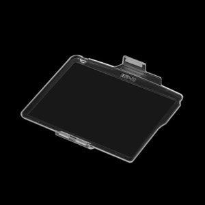 Fengling BM10 Sert LCD Monitör Kapak Ekran Koruyucu Nikon D90 Kamera Aksesuarları için