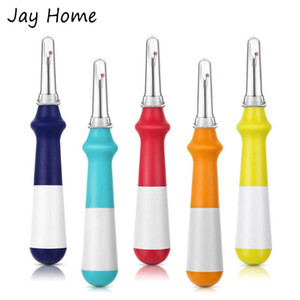 1Pc Colorful Seam Ripper Large Stitch Ripper Ergonomic Thread Remover Tool with Handy Handle for Embroidery Sewing Tools