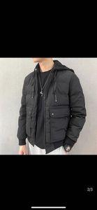 Mens Jacket Men Women Classic Jacket Coats Casual Mens Outdoor Warm Feather Winter Jacket Doudoune Homme Unisex Coat Outerwear