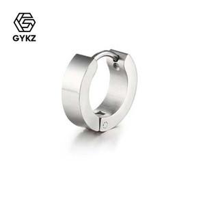 Gykz Silver Color Pendientes Regalos para las mujeres Navidad Año Nuevo Regalo Accesorios Para Mujeres Aretes Pendientes Citas / Aniversario / Fiesta