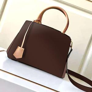 جديدة عالية كوليتي النسائية الكلاسيكية حقائب السيدات حمل أكياس مركب الألياف رقيق من الجلد القابض الكتف L