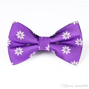 Designer Men Necklace Luxury Man Wedding personality Simplicity Wild Joker Floret mens silk ties made in china