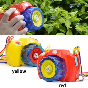 Новые Bubble Camera Magic Wand игрушки с Light Music Electric Bubble Gun игрушки Детские игрушки Детские