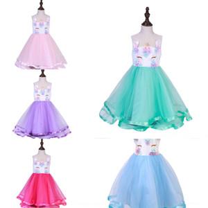 6x98 LED LED Niños Vestido multicolor Multicolor Lights Star Sequin Tutu Falda Puffy Luminous con vestidos para el rendimiento del escenario y la fiesta 20pcs