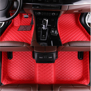 car floor mats For Mercedes Benz A B C CL CLA CLS CLK AMG Series 2006-2018