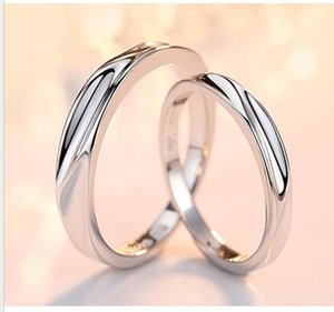 Wedding Jewelry Charms Austrian Crystal Engagement Couple Rings Ladies Gift