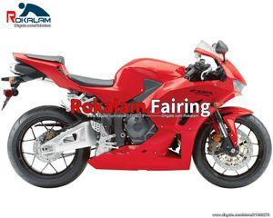 For Honda CBR600RR 2013 2014 2015 2016 2018 F5 CBR 600 RR 13 14 15 16 Full Red Motorbike Fairing Kit (Injection Molding)