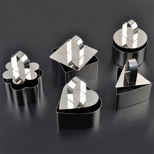 Mould Baking Tool Many Style Belt Push Plate Model Stainless Steel Muse Circle Cut Cake Biscuits Moulds Factory Direct Selling 1 8am p1