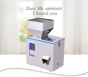 Automatic Particle Powder Weighing Filling Machine