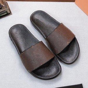 С коробкой Высококачественные тапочки Сандалии Слайды Повседневные Обувь Тапочки Сандалии Обувь Huaraches Flip Flops Легинские Шарфы Размер: 35-45 L851