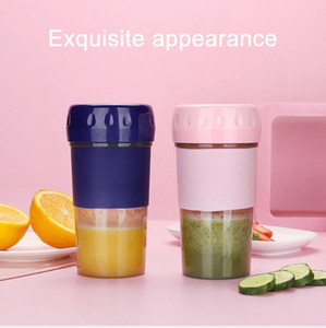 Mini Portable Blender Mixer Electric Orange Juicer Machine Smoothie Blender Cup For Personal Processor Juice Extractor