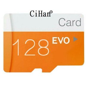EVO Plus vs EVO 선택 128GB 64GB 마이크로 메모리 TF Trans Flash 카드 카메라 스마트 폰용 고속 소매 패키지가있는 SD 카드