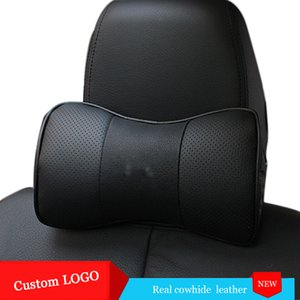 Per BMW M TECH M Sport M3 M5 Catena chiave in pelle E46 E39 E60 F30 E90 F10 F30 E36 X6 X5 Cuscino per collo in vera pelle cuscini in vera pelle