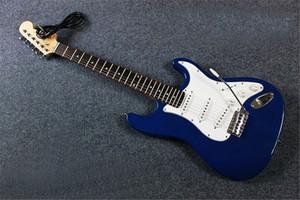 Spedizione gratuita 21 Fret 6 Corde Chitarra elettrica in legno massello Paulownia Body Neck Neck Neck Deal Guitar Parts Accessori Chitarra elettrica