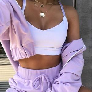 Autumn New Fashion 2Pcs Sports Clothing Suit Casual Womens Girls Zipper Sweater Hoodie Long Sleeve Hoodies High Wait Shorts Sets
