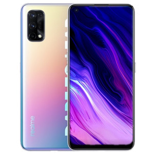 "Original OPPO Realme Q2 Pro 5G Mobile Phone 8GB RAM 128GB 256GB ROM MTK 800U Octa Core Android 6.43"" 48MP AI Fingerprint ID Smart Cell Phone"