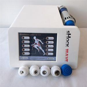 Tragbare Shock Wave-Therapie-Maschine für erektile Dysfunktion / Stoßwellen-Physiotherapie-Maschine Akustische radiale Stoßwellen-Therapie für ed