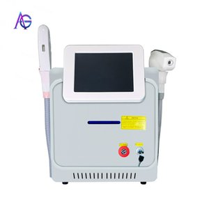 2020 portable ipl laser hair removal nd yag laser tattoo removal machine rf face lift elight opt shr ipl 360 magneto-optical beauty machine