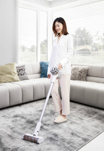 (Presale)Dreame V9P Handheld Cordless Vacuum Cleaner Protable Wireless Cyclone 120AW Strong Suction Carpet Dust Collector for xiaomi