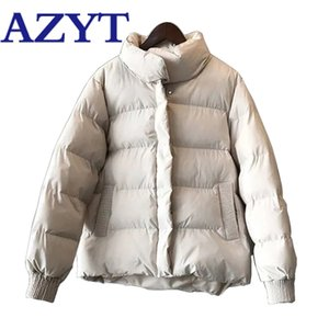 Azyt Fashion Women's Parka 2020 New Down Giacca invernale per le donne Coreano coreano in cotone