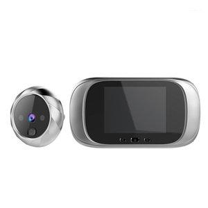 Digital Doorbell Viewer 2.8Inch LED Sn 90 Degree Electronic Peephole Door Viewer1