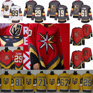 Vegas Golden Knights 2021 Retro Retro Jersey Alex Pietrangelo Marc-Andre Fleury Mark Stone Max Pacioretty Karlsson Smith Marchessault Tuch