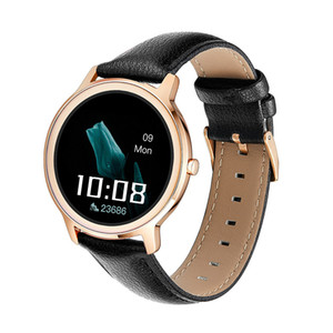 R18 Smart Watch Pro 2020 Full Touch Screen Smartwatch For Girl Heart Rate Sleep Monitoring Fitness Wristband For Android And IOS