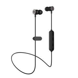 A30 Bluetooth 5.0 Fones de ouvido sem fio Esportes à prova d'água Fones de ouvido com microfone HiFi Stereo Proface Bass Headsets Neckband 5 horas para ginásio