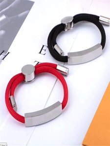 Fashion temperament knitting couples hand rope bracelet adjustable men and women's hand accessories, gift boxes