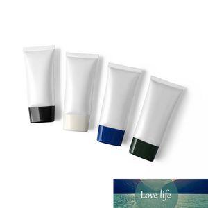 Pearl Blanc 50 ml Conteneur cosmétique 50g Voyage de maquillage vide Packagi
