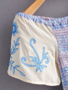 Fs8h élégant robe d'épaule de dentelle appliques de promesse de couronnes de la marine bleus bleus robes de tenue de fête officielle vestido festa curto amoureux