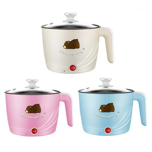 110V fogão de arroz elétrico multifuncional cozinhar cozinha quente máquina de potenciômetro non-stick multicookers fritar fogão de arroz US1