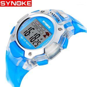 Relógios de pulso crianças relógios para meninos meninas coloridas digitais 2021 crianças relógio eletrônico relógio de pulso à prova d 'água relogio masculino1