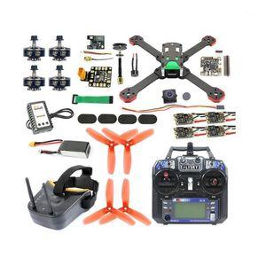 RAGE 218MM 2.4G 6CH RC RACER DRONE RTF BITAFLIGHT F4 Pro V2 BLHELI-S 30A 5.8G 25/200 / 400MW VTX mini 700TVL Camera FPV Quadcopter1