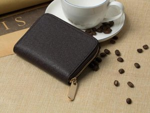 2020 WALLET VERTICAL the most stylish way to carry around mone, cards and coins famous design men leather purse card holder business