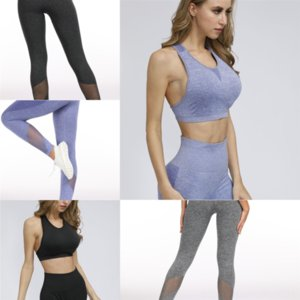 Xxg thinkthendo negro deporte patchwork fitness algodón yoga pantalones leggings yoga atlético leggins negro pantalones malla leggings gimnasio ropa deportiva