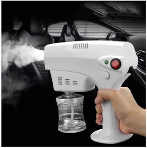 YLEI Electric ULV Sprayer Portable Steam Atomizing Sprays Hand Sprayer For Multi-Purpose Use For Hospitals Home car Hotel Restaurant Family