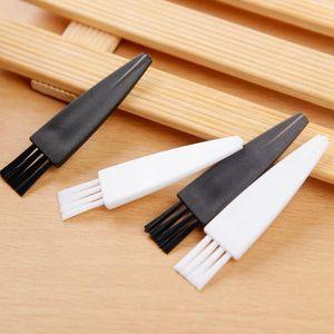 Мини Чистящие кисти Портативная пластиковая ручка Кисти для щетки для компьютерной клавиатуры Небольшие пробелы Бесплатная доставка GWD3629