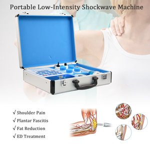 shock wave therapy pain relief machine physical therapy low intensity shockwave ed therapy massage gun beauty salon equipment