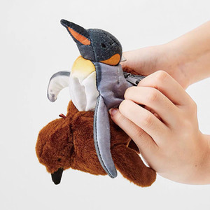 Penguin Growth Plush Toy Triple Change the Process of Penguin Birth Osaka Aquarium Penguin Doll Figures Mutable Z1127