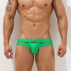 Мужские шорты для плавания с низким уровнем подъема сексуальное бикини нижнее белье мужчины нижнее белье трусы купальники мужские мужские плавательные сундуки мужские купальники 2020