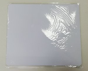 빈 마우스 매트 승화 열 프레스 인쇄 마우스 패드 DIY 사용자 정의 열 프레스 기계 10pieces / lot