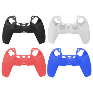 Protective Cover For PS5 Controller Cap Analog Thumb Sticks Grip Soft Silicone Case Anti-Slip Waterproof Accessories