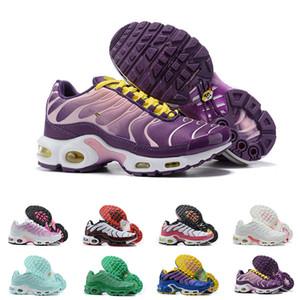 Womens TN Plus Correndo Sapatos SE Ultra Branco Volt Preto Hyper Branco SE CW OG CV Sapatilhas de Alta Qualidade Senhoras Treinadores Clássicos Tamanho 36-40