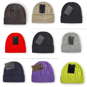 2021 New Mens Beanie Designer Cappello inverno Cappello in lana New Fashion Womens Maglia Addensare calda Polos Berretto Berretto Berretto Berretto Berretto
