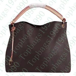 도매 클래식 여성 디자이너 숄더백 여성을위한 쇼핑 가방 대용량 가죽 메신저 가방 핸드백 토트 아트시