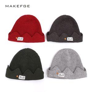 Winter Knitted Hat Women Hat Slouchy Beanie For Girls Skullies Hat Thick Women Hot#496