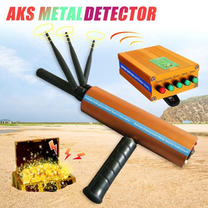 Dreamburgh Enhanced Signal AKS Metal Detector Remote Positioning Handhold 3D Underground Metal Finder Gold Gems Diamond Detector