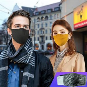 Modedesigner Winter-Gesichtsmaske Cotton Warm Masque PM2.5 Earmuffs Maske Männer und Frauen im Freien Radfahren Kälte Schutz FY9270 Mask